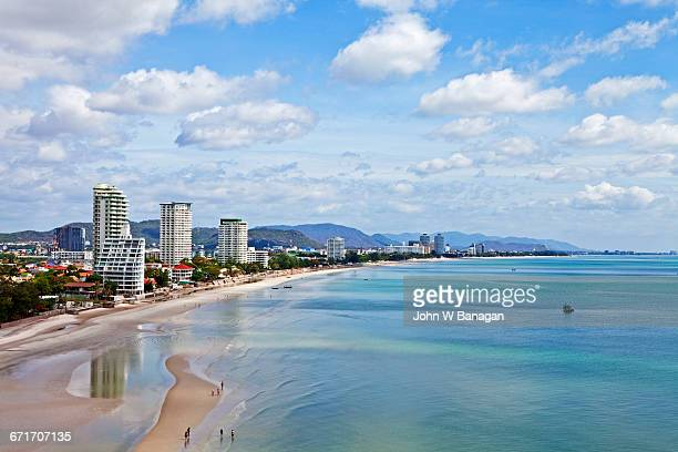 Hua Hin Beach. Thailand