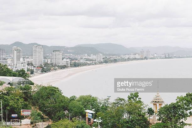 hua hin - thailandia stock photos and pictures