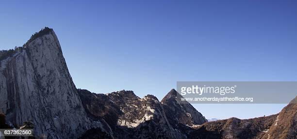 hua mountain west peak