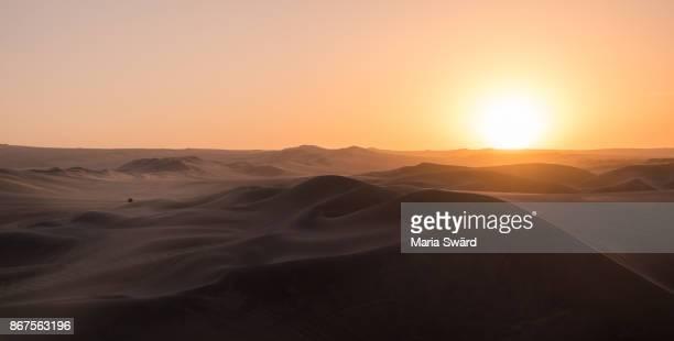 Huacachina Sunset, Peru
