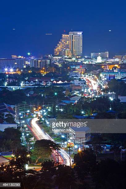 huahin city - prachuap khiri khan province stock pictures, royalty-free photos & images