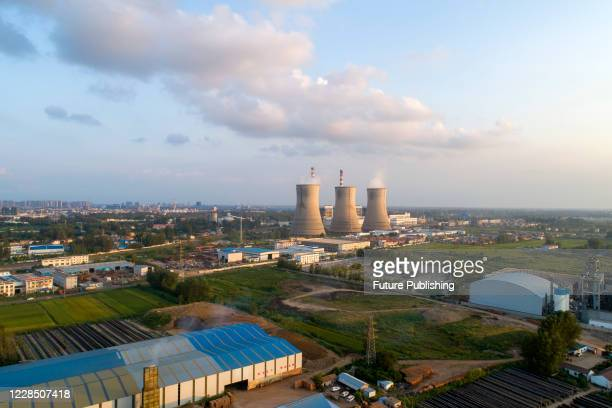Huaneng Power Plant. Huai 'an City, Jiangsu Province, China, September 13, 2020.- PHOTOGRAPH BY Costfoto / Barcroft Studios / Future Publishing