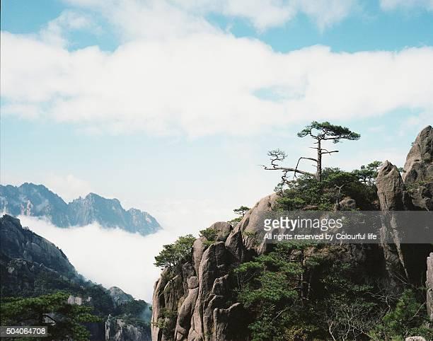 Huang Shan Mt. China