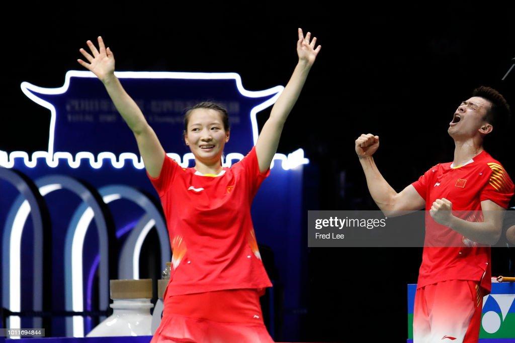 Total BWF World Championships 2018 - Day 7 : News Photo