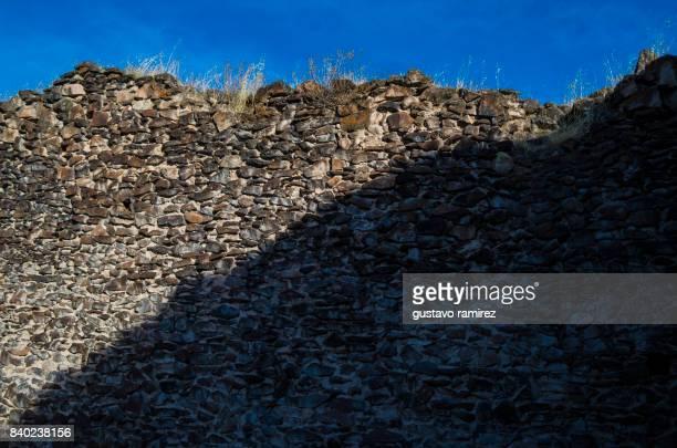 huari culture walls