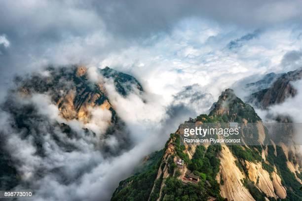 Huashan, Top5 Fasmous Mountain of China