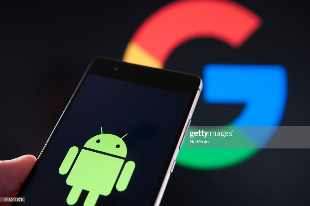 Mobile Device Applications for Android : News Photo