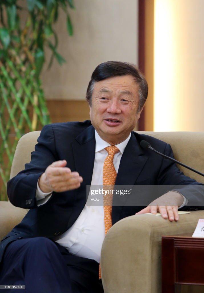 CHN: Ren Zhengfei