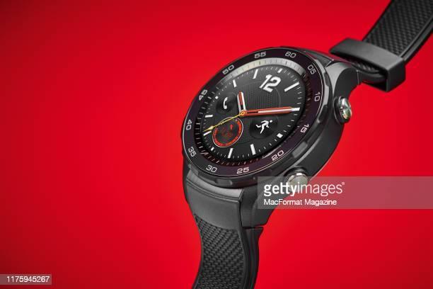Huawei Watch 2 smartwatch, taken on February 13, 2019.