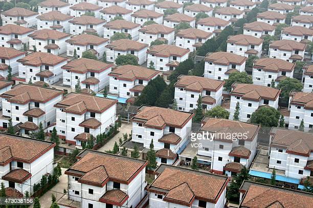 Huaxi Village in Jiangyin, east China's Jiangsu province, June 18, 2005.