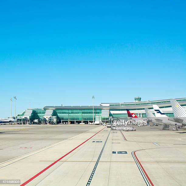 hub terminal en El Prat, Barcelona