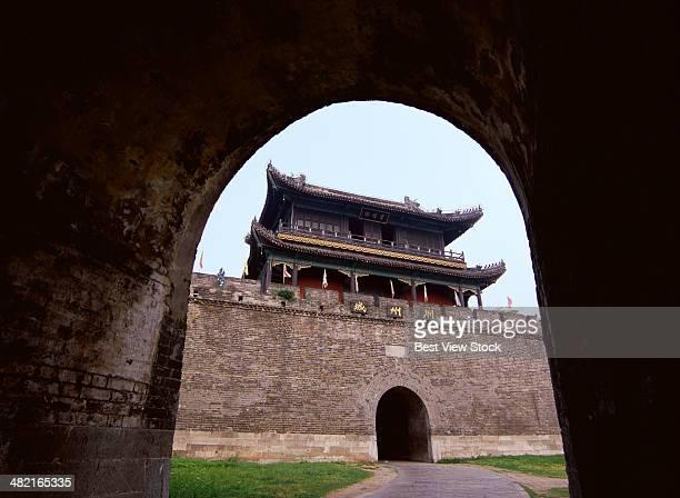 Hubei Jingzhou Ancient City
