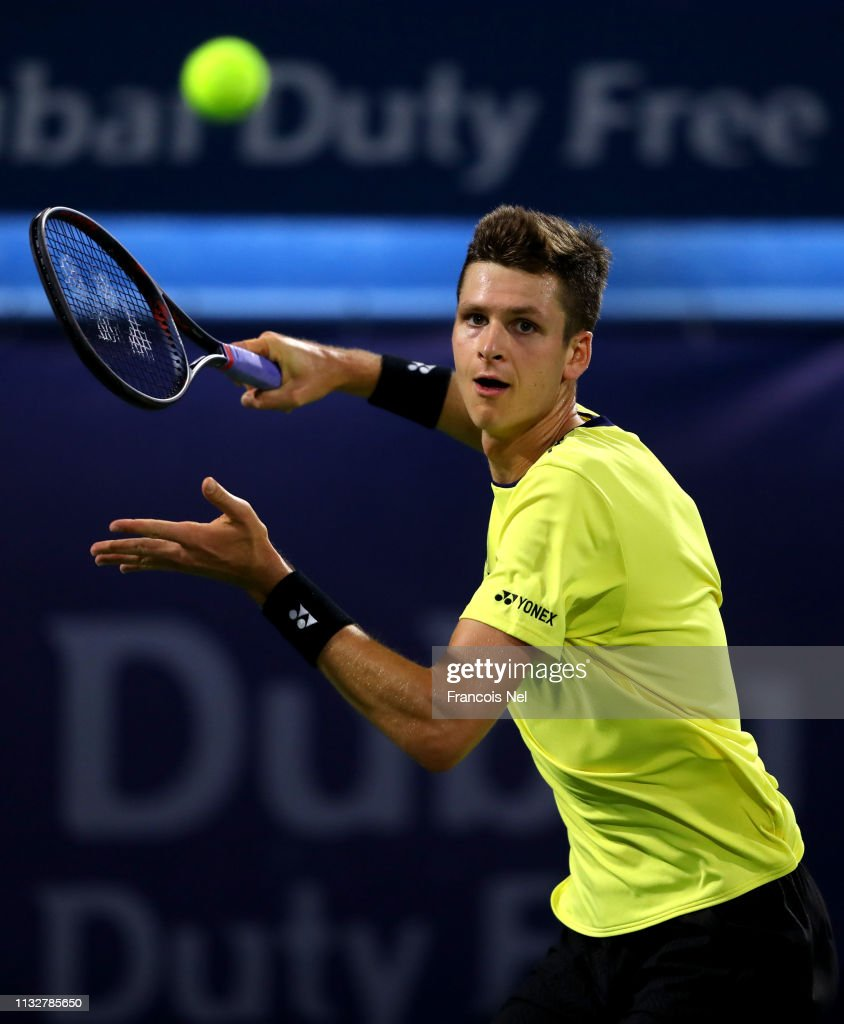 Dubai Duty Free Tennis Championships - Day Twelve : ニュース写真