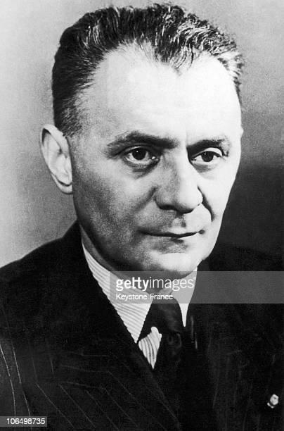 Hubert Ripka Circa 19401949