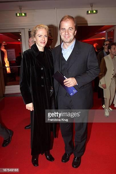 Hubertus Meyer Burckhardt Ehefrau Jacqueline Bei Der Mozart Premiere In Hamburg