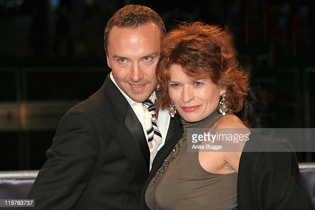 Hubertus Regout and Gabrielle Scharnitzky during Casino Royale Berlin Premiere November 21 2006 in Berlin Berlin Germany
