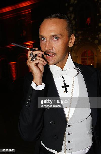 Hubertus Regout attends the 'Fabulous Celebration' at Nymphenburg Castle on September 18 2008 in Munich Germany French champagne producer Moet...