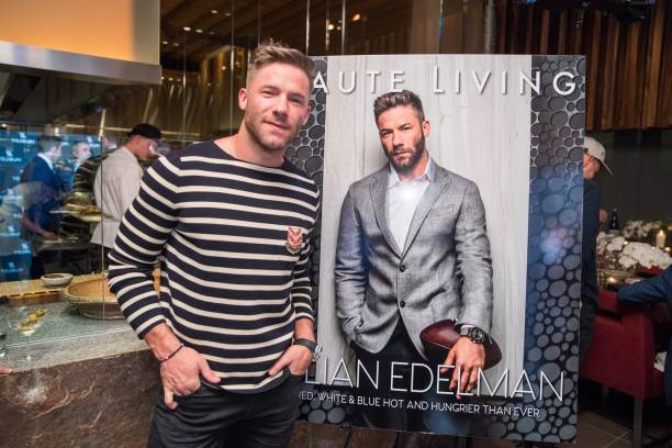 MA: Hublot Collectors Dinner With Haute Living Cover Star Julian Edelman