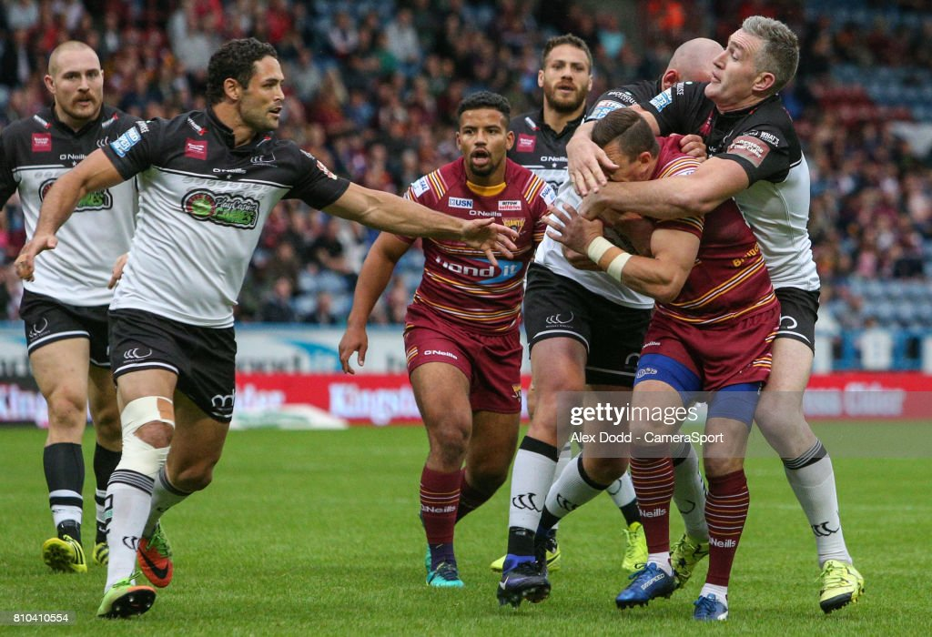 Huddersfield v Widnes Vikings - Betfred Super League