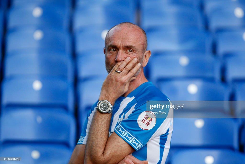 GBR: Crystal Palace v Huddersfield Town - Premier League