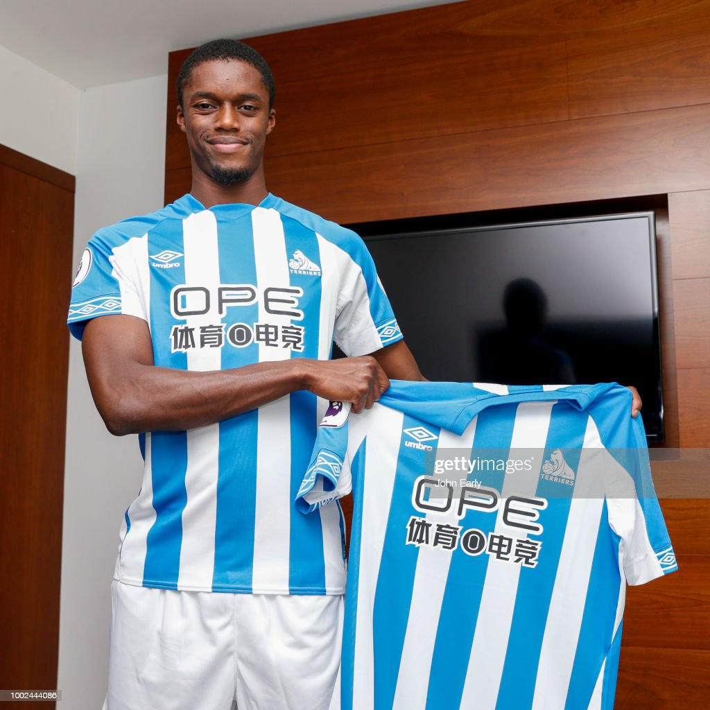 Huddersfield Town Unveil New Signing Adama Diakhaby