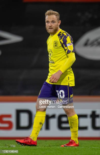 Huddersfield Town's Alex Pritchard during the Sky Bet Championship match between AFC Bournemouth and Huddersfield Town at Vitality Stadium on...