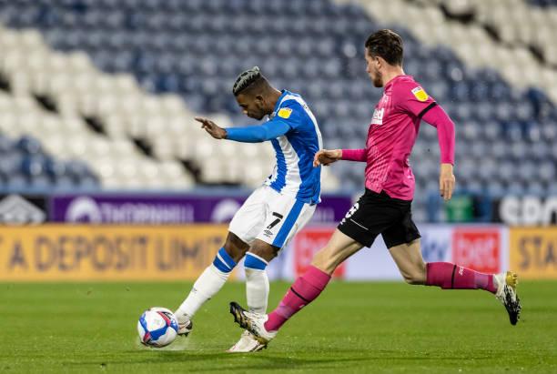 GBR: Huddersfield Town v Derby County - Sky Bet Championship