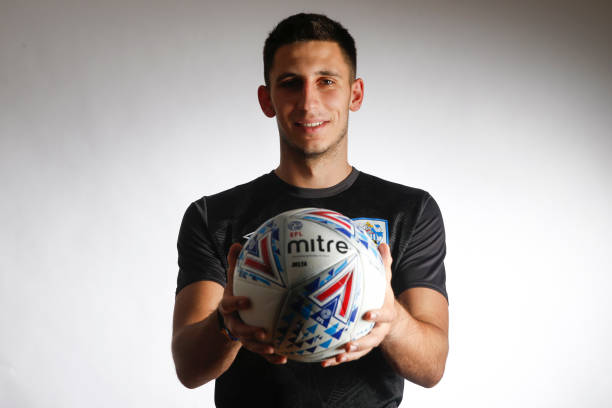 GBR: Huddersfield Town Unveil New Signing Kamil Grabara