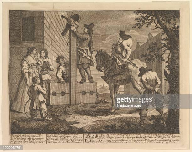 Hudibras Triumphant 172568 Artist William Hogarth