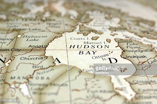 hudson bay - hudson bay stock photos and pictures
