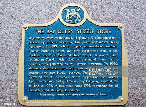 Hudson Bay Company Stock Photos And Pictures Getty Images