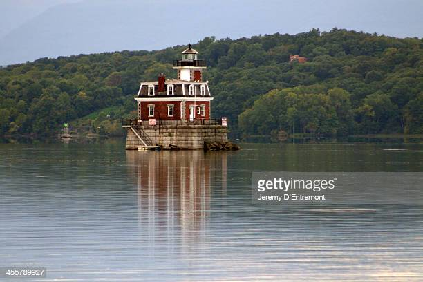 CONTENT] HudsonAthens Lighthouse also known as Hudson City Lighthouse on the Hudson River New York