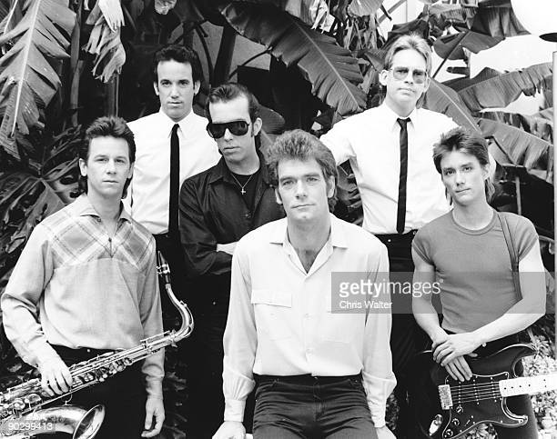 Huey Lewis and The News 1982