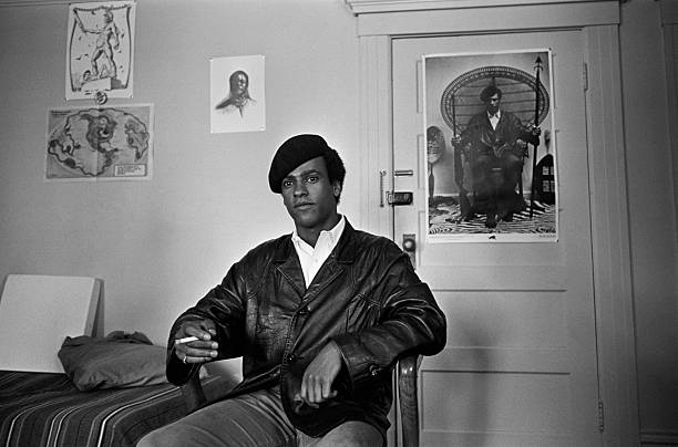 huey p newton and the black panther party Huey p newton, minister of defense of the black panther party, the baddest motherfucker ever to set foot in history huey p newton, the brother, black man, a nigger, the descendant.
