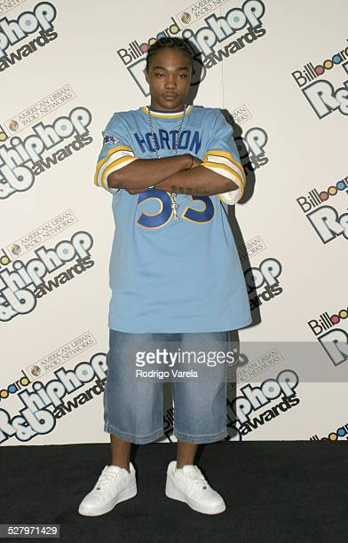 Huey Oowee during Billboards RB HipHop Red Carpet at Jacki Gleason Theater in Miami Beach Florida United States