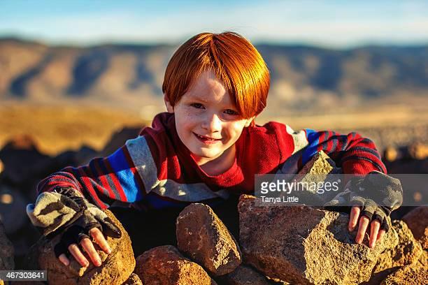 huffaker hills - 指なし手袋 ストックフォトと画像