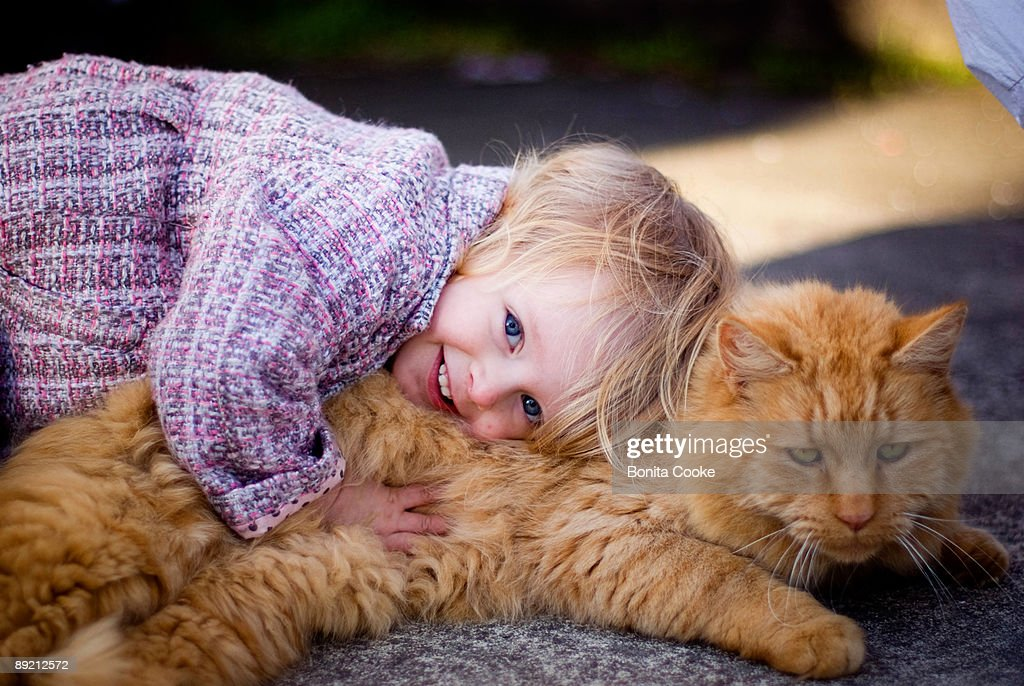 A hug for a friend : Stock Photo