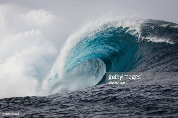 Große brechenden Wave