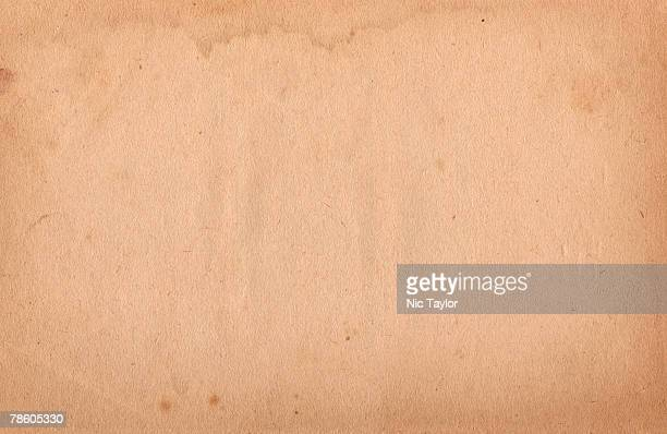 Huge image of an old, blank, vintage piece of paper.