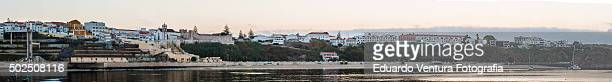 Huge panorama of Sines Coastline by Dawn, PORTUGAL