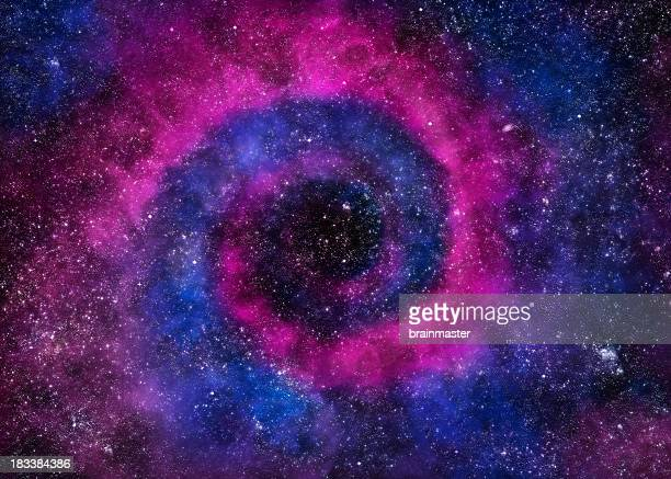 Huge Space vortex