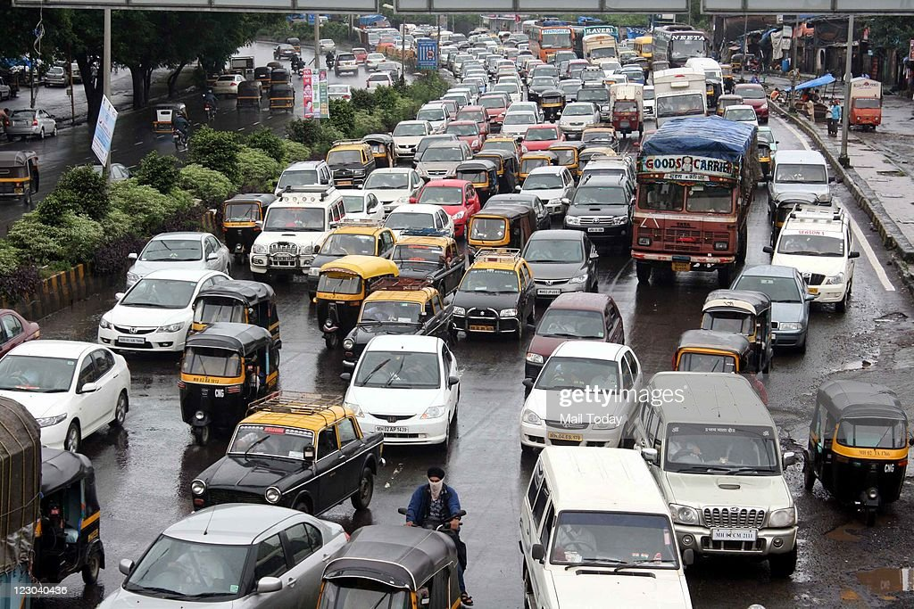 Mumbai Rains : News Photo