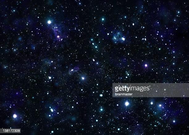 Huge Vivid Space