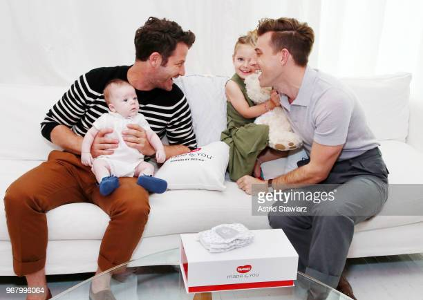 Huggies Made by You launches its firstever personalized diaper with fashioninspired diaper collections at a baby celebration for interior designers...