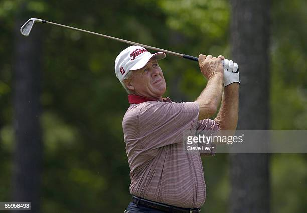 Hugh Baiocchi during the second round of the Regions Charity Classic held at Robert Trent Jones Golf Trail at Ross Bridge in Birmingham AL on May 6...