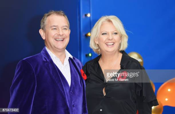 Hugh Bonneville and Lulu Williams attend the World Premiere of Paddington 2 at the BFI Southbank on November 5 2017 in London England