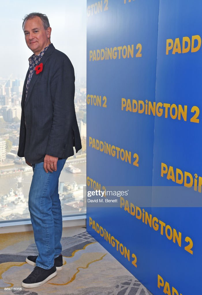 Hugh Bonneville attends a photocall for 'Paddington 2' at Shangri-La Hotel, The Shard, on November 3, 2017 in London, England.