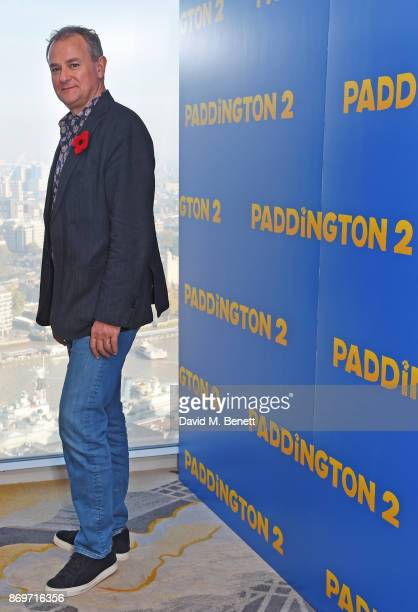 Hugh Bonneville attends a photocall for 'Paddington 2' at ShangriLa Hotel The Shard on November 3 2017 in London England
