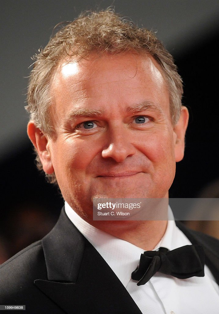 Hugh Bonneville attends the National Television Awards at 02 Arena on January 23, 2013 in London, England.
