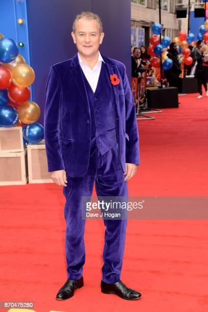 Hugh Bonneville attends the 'Paddington 2' premiere at BFI Southbank on November 5 2017 in London England
